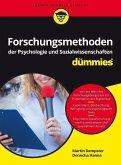 Forschungsmethoden der Psychologie und Sozialwissenschaften für Dummies (eBook, ePUB)