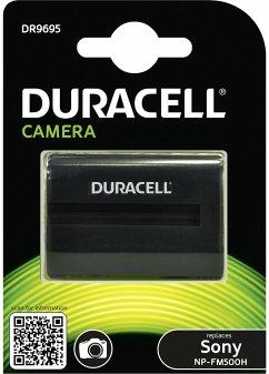 Duracell Li-Ion Akku 1600mAh für Sony NP-FM500H