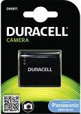 Duracell Li-Ion Akku 770mAh für Panasonic DMW-BLG10/DMW-BLE9