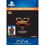 Street Fighter V Character Pass 2017 - deutsches PSN-Konto (Download)