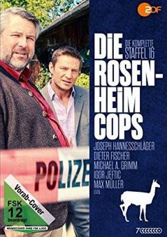 Die Rosenheim-Cops - Die komplette Staffel 16 DVD-Box