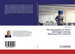 The Acquisition of Tense and Aspect among Moroccan EFL Learners