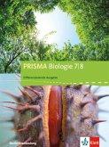 Prisma Biologie. Schülerbuch 7./8. Schuljahr. Differenzierende Ausgabe Berlin, Brandenburg ab 2016