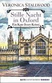 Stille Nacht in Oxford (eBook, ePUB)