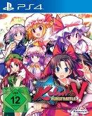Touhou Kobuto V: Burst Battle (PlayStation 4)