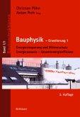 Bauphysik. Erweiterung 1