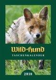 Wild und Hund Taschenkalender 2018