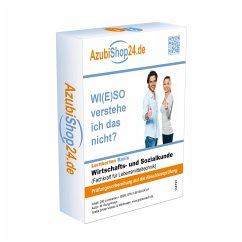 AzubiShop24.de Lernkarten Basis Wirtschafts- und Sozialkunde (Fachkraft für Lebensmitteltechnik) - Rung-Kraus, Michaela