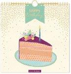 Lieblingsstücke - Geburtstagskalender