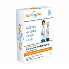 AzubiShop24.de Basis-Lernkarten Wiso Wirtschafts- und Sozialkunde (Mechatroniker/-in) - Rung-Kraus, Michaela