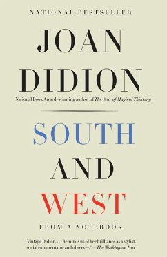 South and West (eBook, ePUB) - Didion, Joan