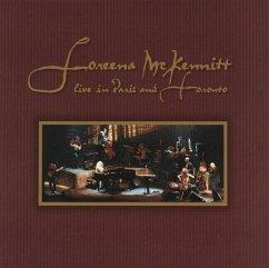Live In Paris And Toronto (Limited Edition) - Mckennitt,Loreena