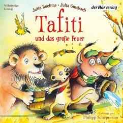 Tafiti und das große Feuer / Tafiti Bd.8 (MP3-Download) - Boehme, Julia