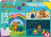 Die Maus, Gute Freunde (Kinderpuzzle)