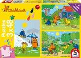 Die Maus, Viel Spaß mit der Maus (Kinderpuzzle)