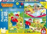 Benjamin Blümchen, Sommerzeit (Kinderpuzzle)