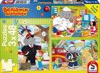 Benjamin Blümchen, Im Einsatz (Kinderpuzzle)