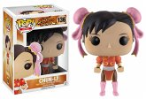 POP! GAMES: Street Fighter Chun-Li (Red Outfit)