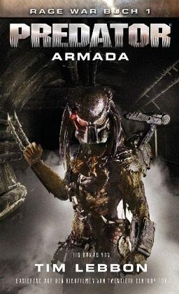PREDATOR: ARMADA - Lebbon, Tim