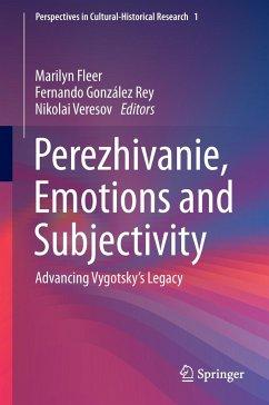 Perezhivanie, Emotions and Subjectivity