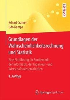Grundlagen der Wahrscheinlichkeitsrechnung und ...