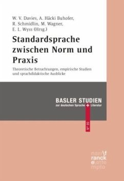 Standardsprache zwischen Norm und Praxis