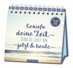 """Tischkalender """"Genieße deine Zeit"""" 2018"""