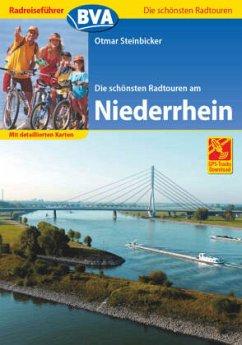 Radreiseführer BVA Die schönsten Radtouren am N...