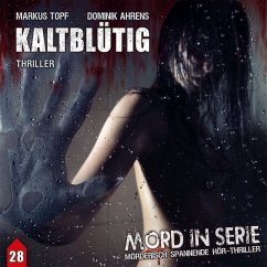 Mord in Serie - Kaltblütig, 1 Audio-CD