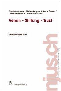 Verein - Stiftung - Trust