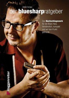 Der Blues-Harp Ratgeber - Kropp, Dieter