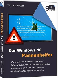 Der Windows 10 Pannenhelfer (eBook, ePUB) - Gieseke, Wolfram