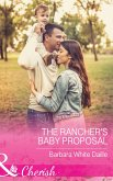 The Rancher's Baby Proposal (Mills & Boon Cherish) (The Hitching Post Hotel, Book 6) (eBook, ePUB)