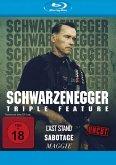 Schwarzenegger Triple Feature Uncut Edition