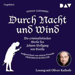 Durch Nacht und Wind (MP3-Download) - Lehnberg, Stefan