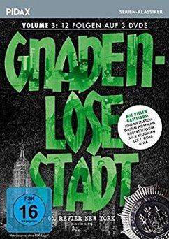 Gnadenlose Stadt - 65. Revier New York DVD-Box