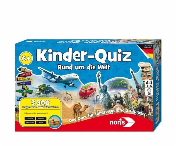 703c4b505b227a Noris 606011630 - Kinder-Quiz