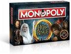 Pegasus WIN44635 - Monopoly Herr der Ringe, Familienspiel, Brettspiel