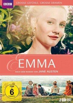 Emma - 2 Disc DVD - Garai,Romola/Evans,Rupert/Gambon,Michael/+
