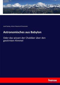 Astronomisches aus Babylon