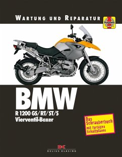 BMW R 1200 GS/RT/ST/S - Coombs, Matthew