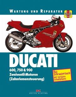 Ducati 600, 750 & 900 - Coombs, Matthew; Cox, Penny
