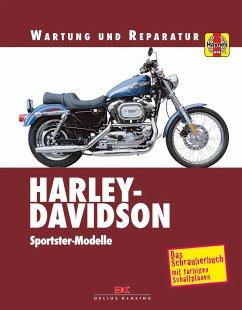 Harley-Davidson Sportster - Schauwecker, Tom