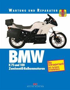 BMW K 75 und 100 - Churchill, Jeremy; Cox, Penny