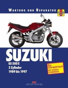 Suzuki GS 500 E - Coombs, Matthew