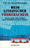 Mein litauischer Führerschein (eBook, ePUB)