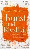 Kunst und Rivalität (eBook, ePUB)