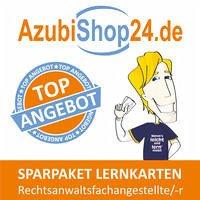 AzubiShop24.de Spar-Paket Lernkarten Rechtsanwaltsfachangestellte/r