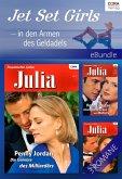 Jet Set Girls - in den Armen des Geldadels - 3-teilige Serie (eBook, ePUB)