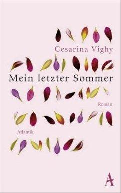 Mein letzter Sommer (Mängelexemplar) - Vighy, Cesarina